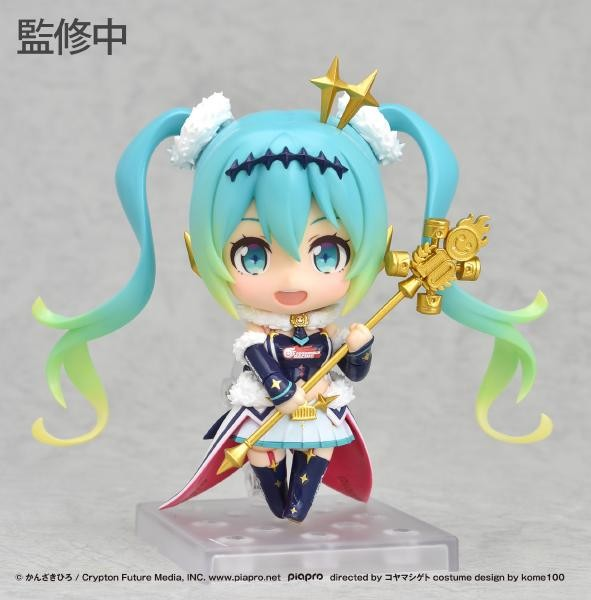 2018 Nendoroid Course (30000JPY Level Personal Sponsorship)